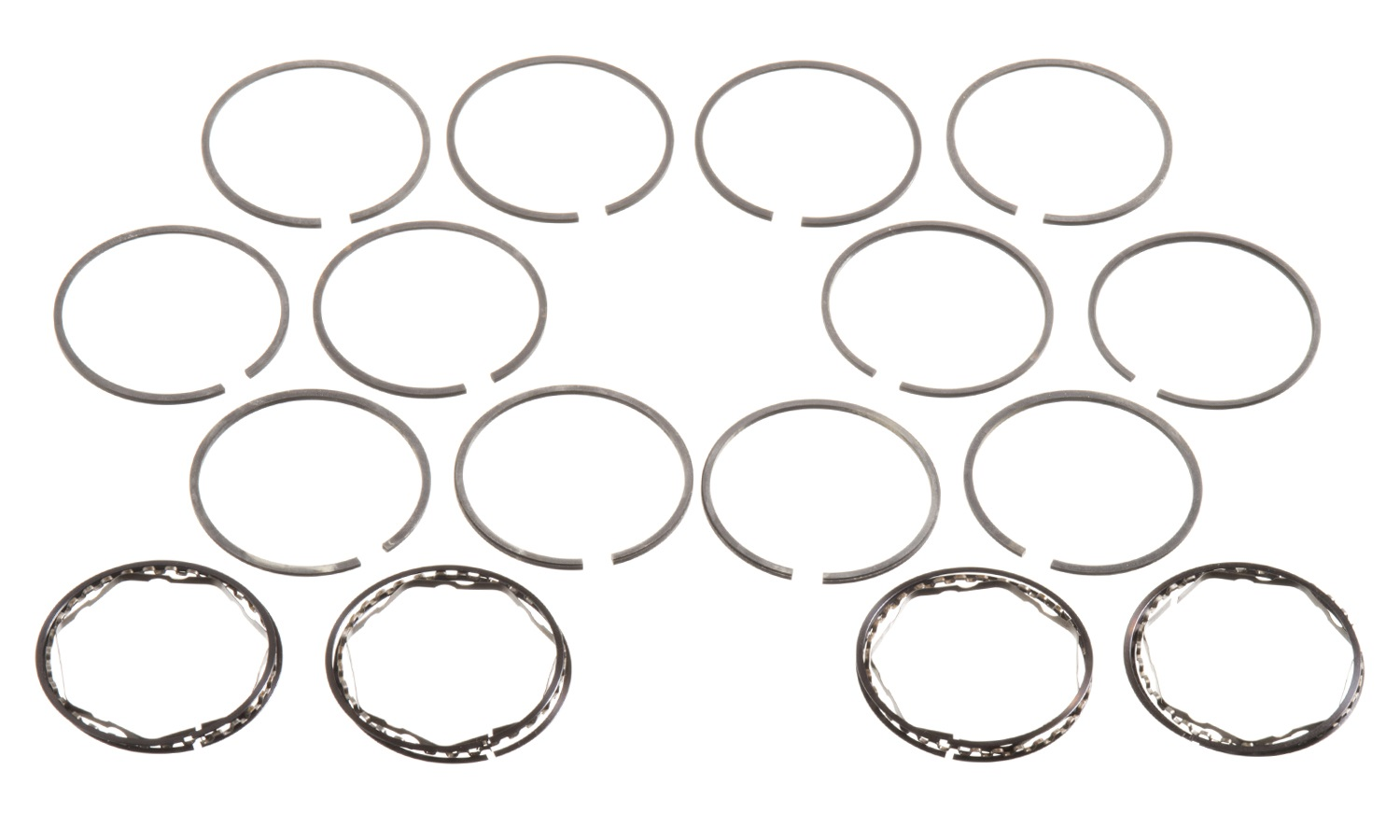 Hastings 4 Cyl Ring Set