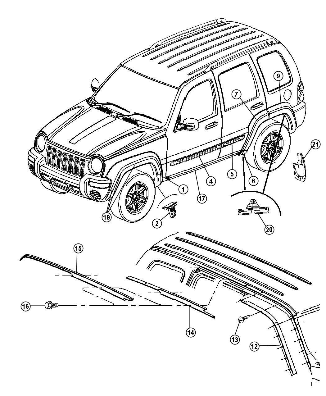 Jeep Liberty Fuel Filter