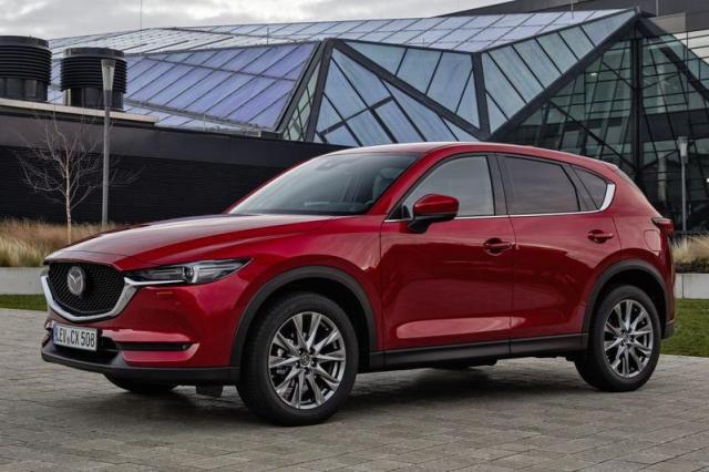 Prijs Mazda CX-5 met 184 pk sterke dieselmotor bekend