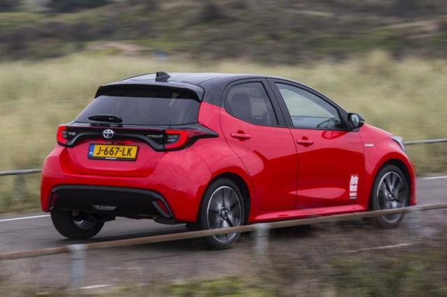 Toyota Yaris is de Auto van het Jaar 2021