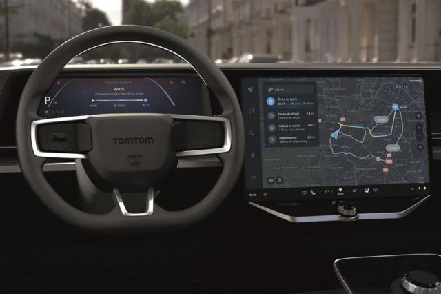 TomTom komt met nieuwe generatie navigatiesysteem