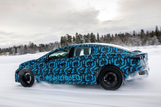 Elektrische Mercedes-Benz EQS nu te reserveren
