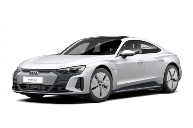 Audi E-tron GT - Back to Basics