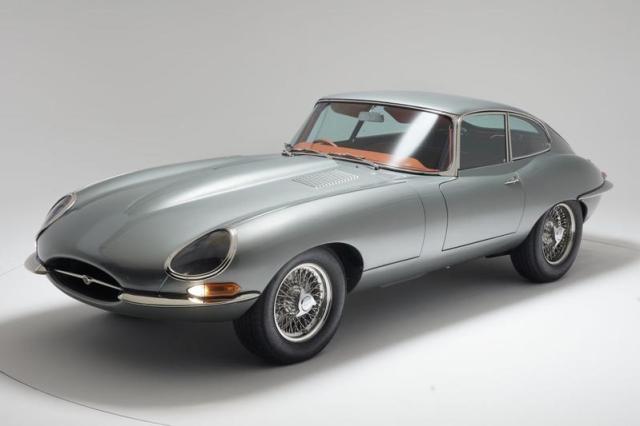 Jaguar E-Type Reimagined van Helm Motorcars