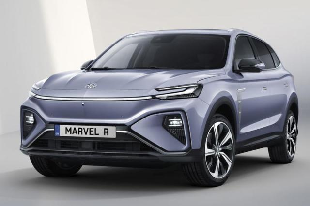 MG Marvel R Electric gepresenteerd: deze zomer op de markt