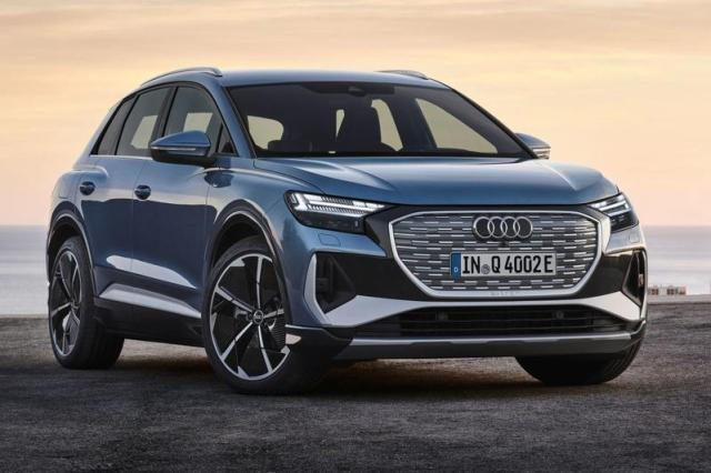 Eerste prijzen Audi Q4 e-tron bekend
