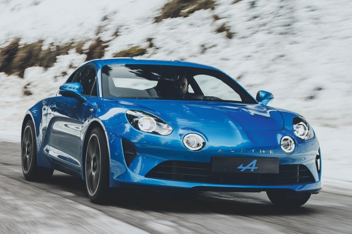 D 237 T Is De Alpine A110 Autoweek Nl