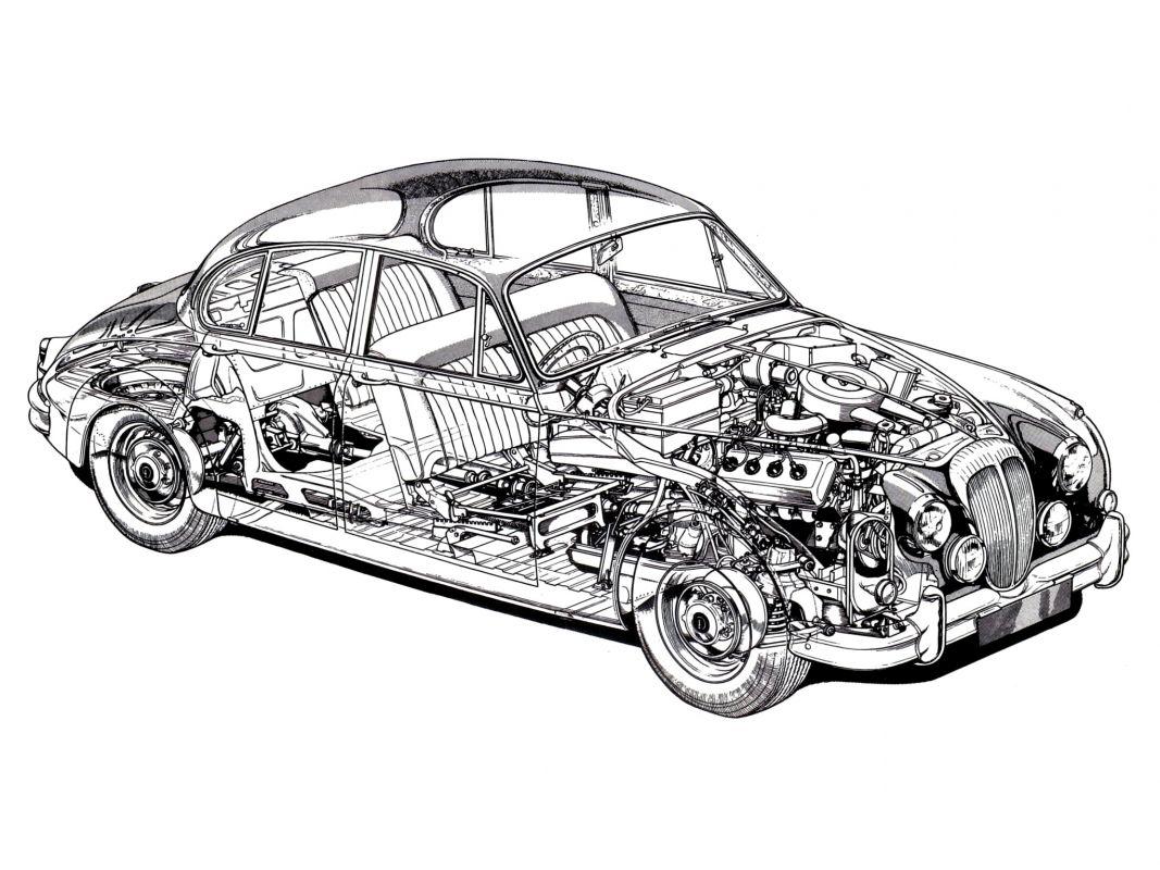 Doorzaag Zaterdag Daimler 2 5 V8