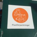 återvinning förskola
