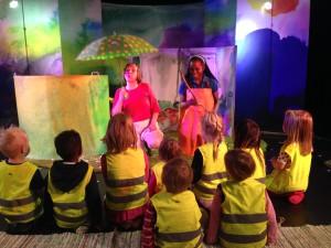 teater förskola äventyret kungsängen tibble
