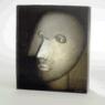 Ann Wolff DARLING 2004 h 59 x 49 x 19 cm, kiln casted glass