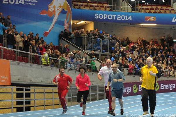Sopot's ERGO Arena's athletics track officially opened ...