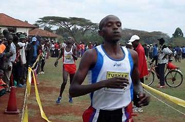 Festus Langat takes opening victory in AK Cross Country ...