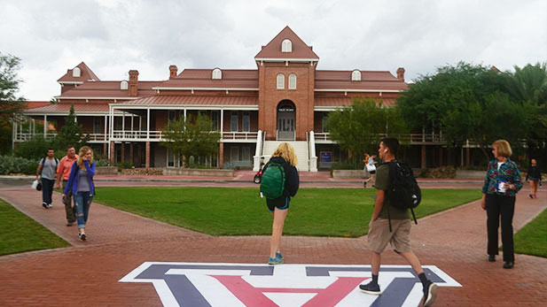 Global campus university of arizona