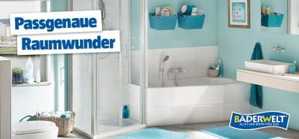 Badideen für kleine Bäder   BAUHAUS
