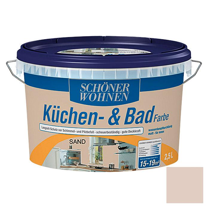 Badfarben & Küchenfarben BAUHAUS