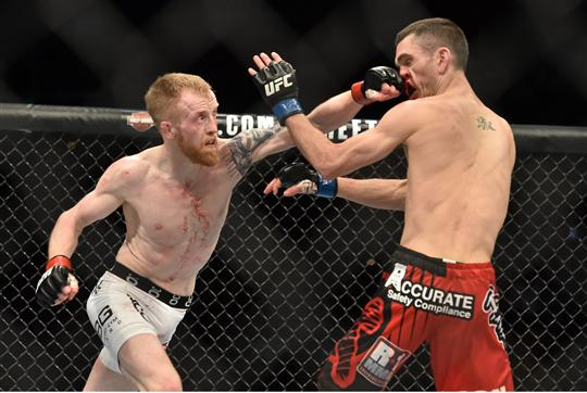 UFC Boston Round Up: The Stats That Could Explain Why ...