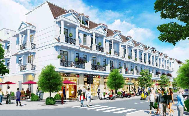 DTA Garden House với 160 căn nhà phố thương mại hứa hẹn đem lại giá trị sinh lời cao cho nhà đầu tư