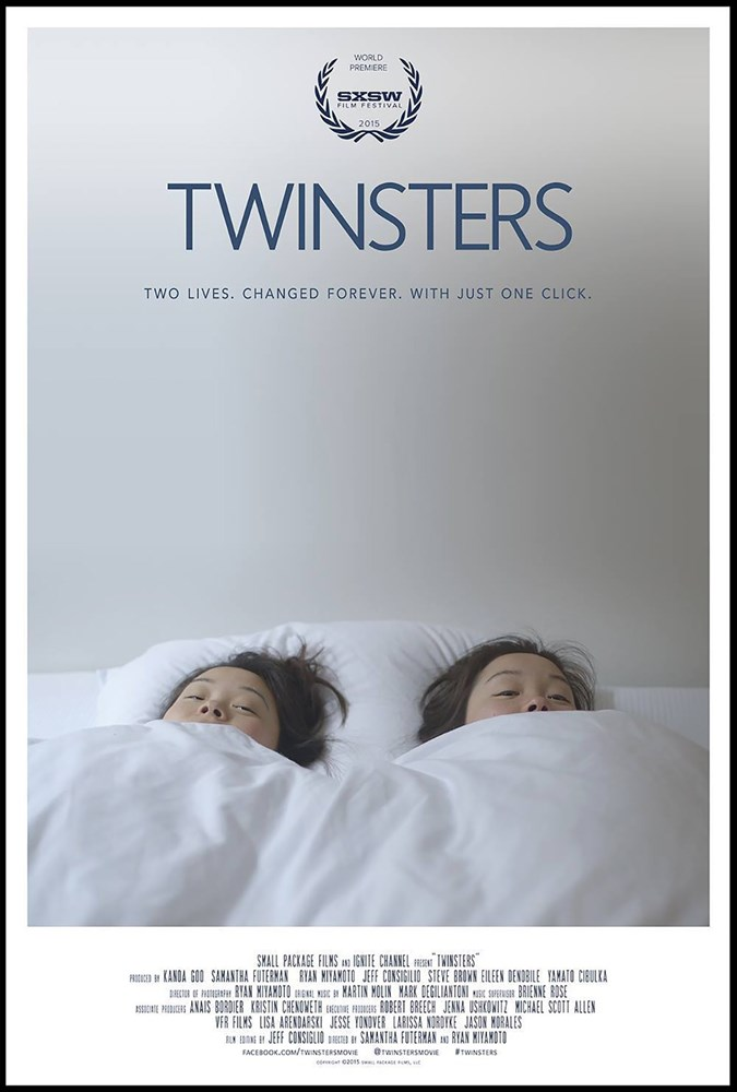Poster do filme Twinsters