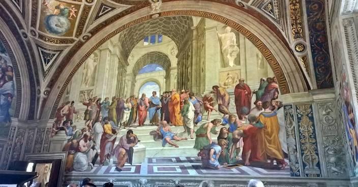 世上最偉大宗教地 來梵蒂岡博物館感染藝術氣息 | Editor