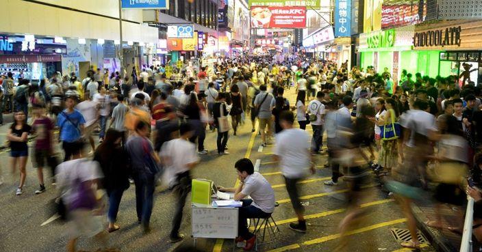 旺角行人專用區末日來臨 下月4號正式「殺街」 | 社會事 | 巴士的報