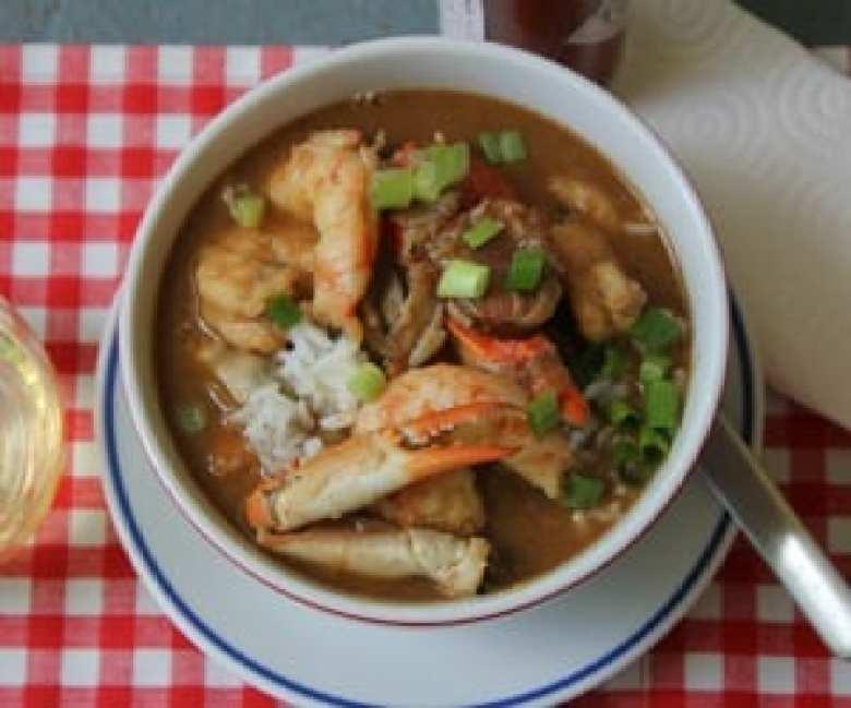 kajunsk mat, cajun, kajun, mat, matlagning, recept, skaldjur, skaldjursgryta, gryta, grytor, amerikansk mat, gumbo