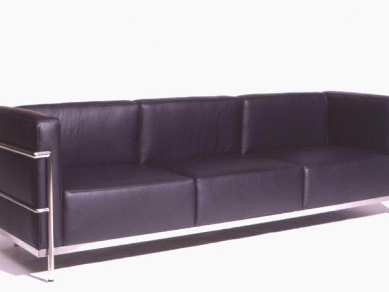 Sofa 3 Seater Bauhaus Italy