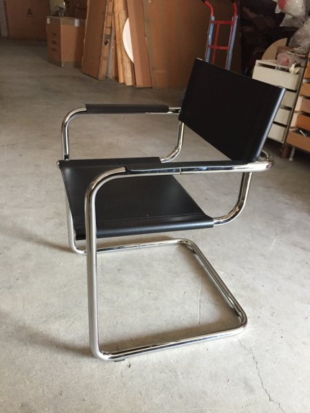 Cantilever Chair By Mart Stam Bauhaus Italy