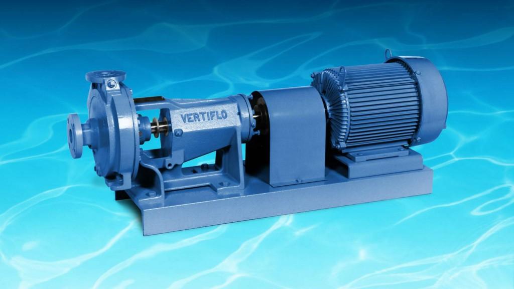 New Base Mounted Low Flow Horizontal Centrifugal Pump