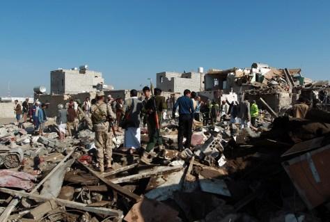 saudi arabia yemen attack