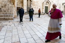 Archbishop Pizzaballa Named New Patriarch of Jerusalem by Pope Francis