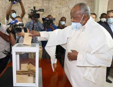 Djibouti's President Guelleh Wins Fifth Five-year Term
