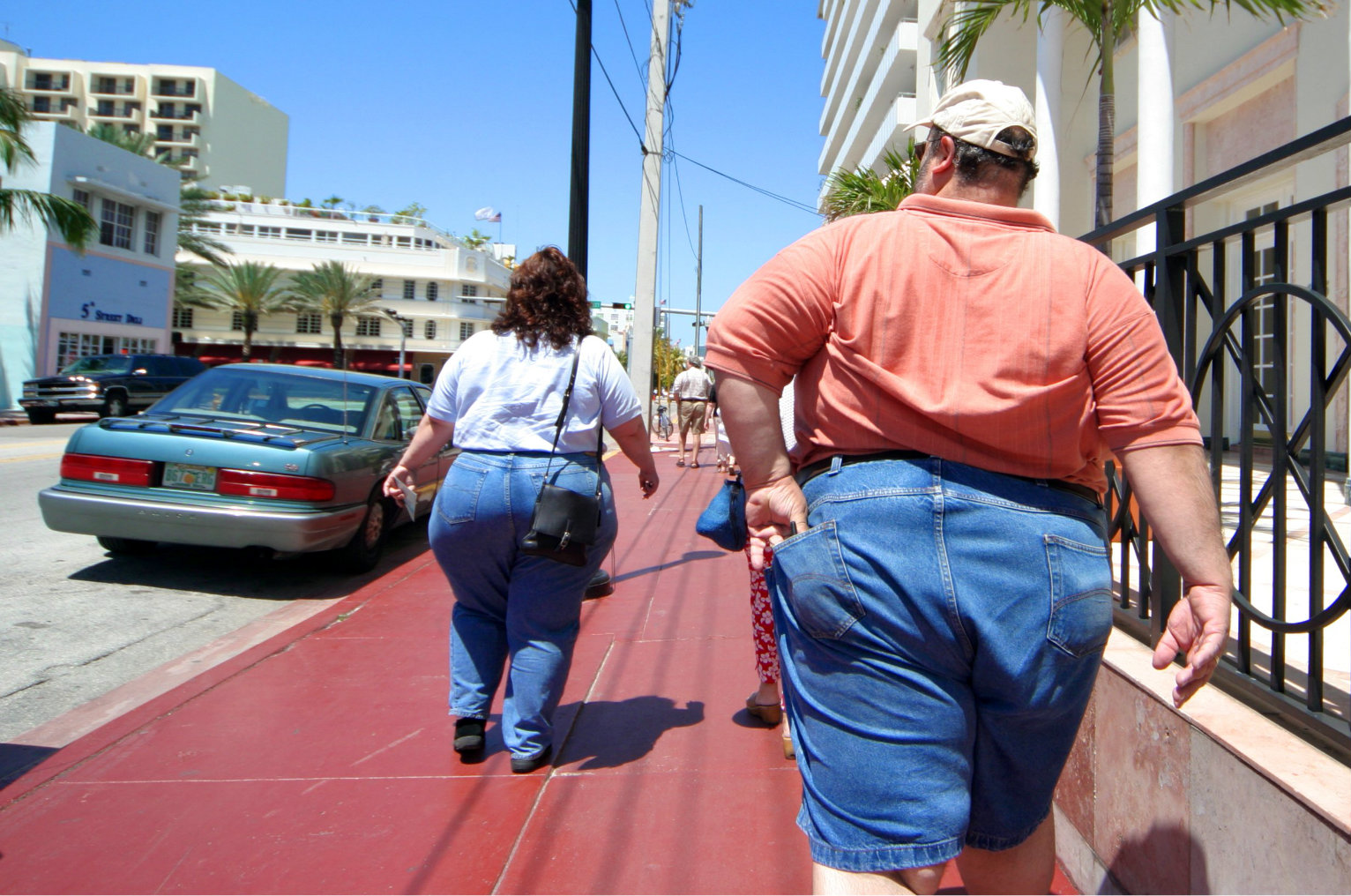 Sharp Increase In Obesity Rates Over Last Decade Federal Data Show