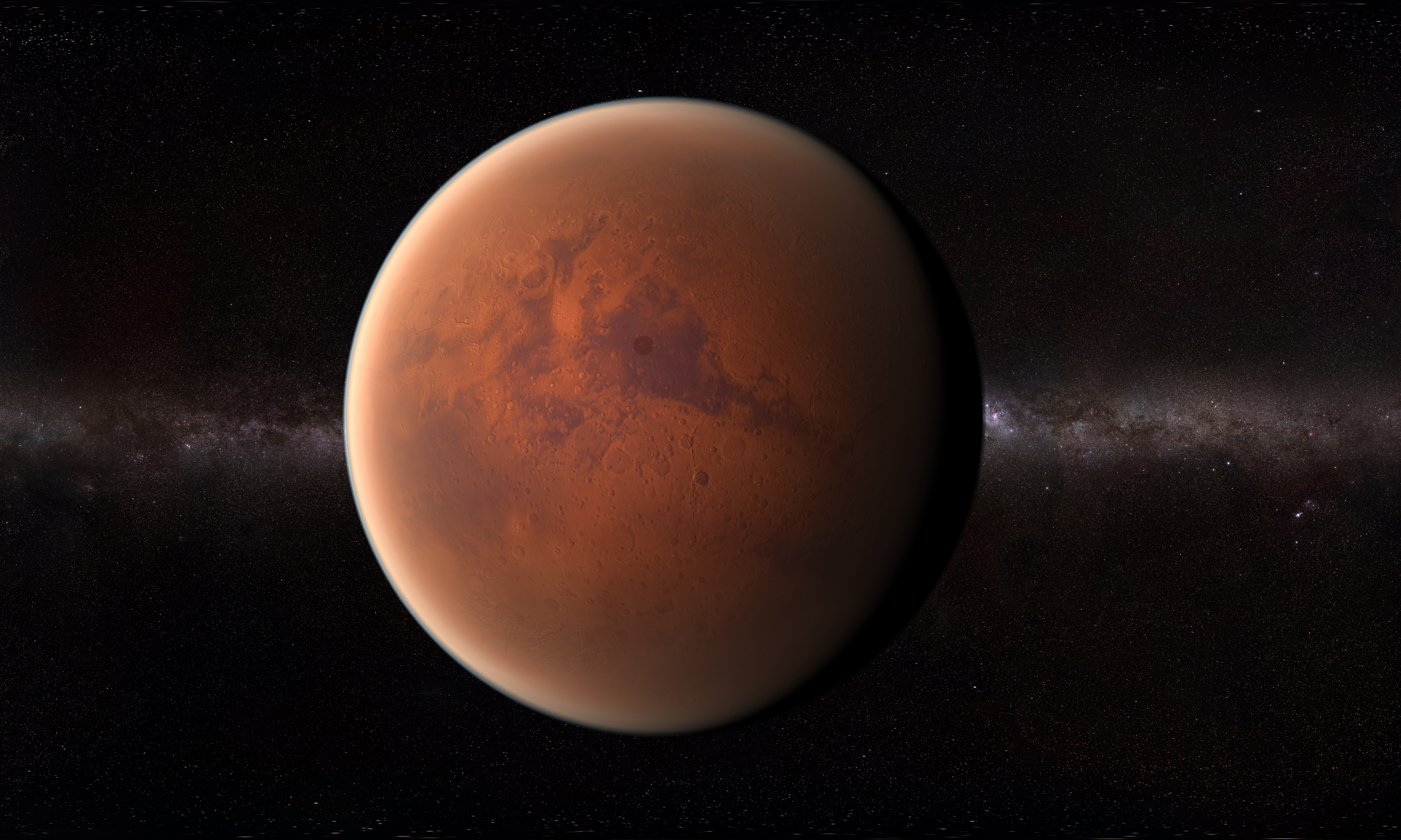 Mars May Have Been More Like Earth Than Previously Thought