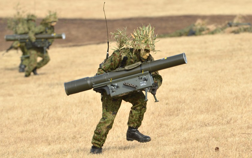 Japan's Armed Forces: The Ultimate Military or an Out-of ...