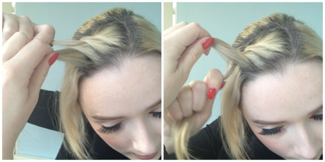 easy two-strand braid for lazy days | beaut.ie