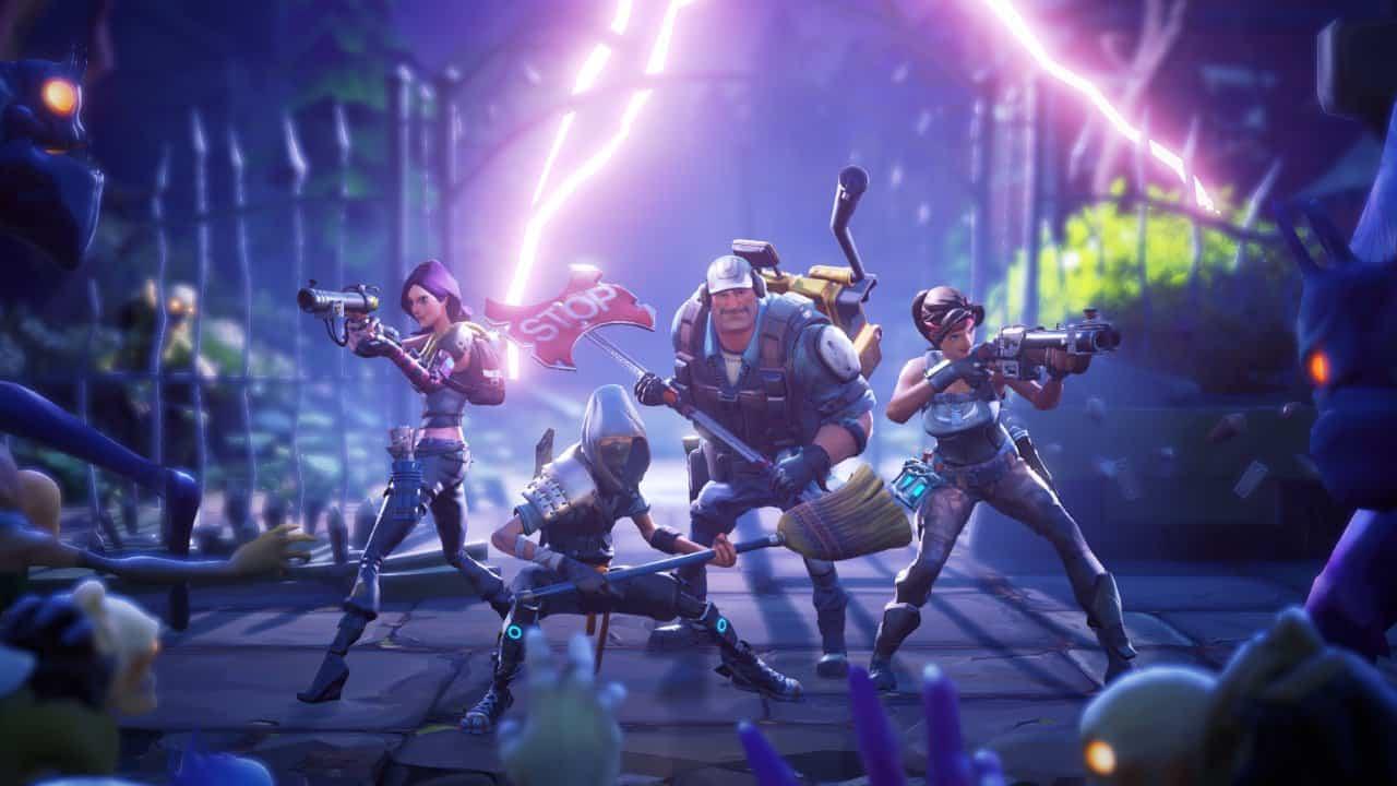 Fortnite Epic Games Retarde Le Passage En Free To Play Du Mode Sauver Le Monde
