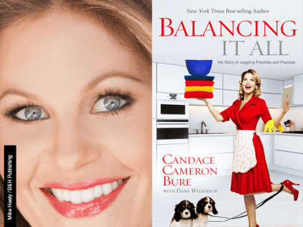 Candace Cameron Bure Dancing with Stardom by Mike Nappa l ...