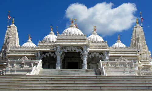 History Of Hindu Temples In The United States A Pantheon