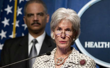 Health and Human Services (HHS) Secretary, Kathleen Sebelius (AP Photo/Manuel Balce Ceneta, File)