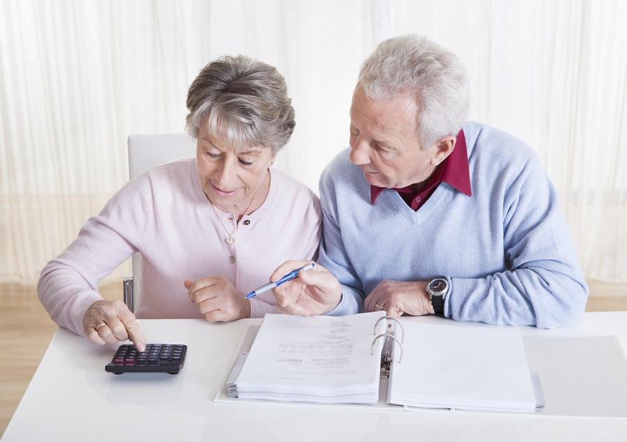 Improving retirees' net replacement income is another strategy. (Photo: iStock)