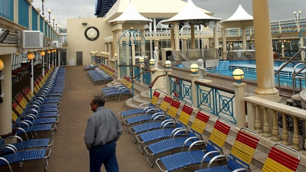 Some retirees are using their retirement savings not for assisted living but to live on a cruise ship. (Photo: AP)