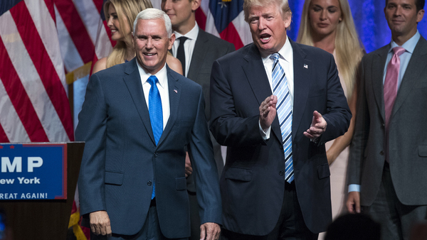 Mike Pence told Republicans that Trump, on his first day in office, plans to take action on Obamacare through executive orders aimed at making sure the insurance marketplace isn't disrupted by a repeal. (Photo: iStock)