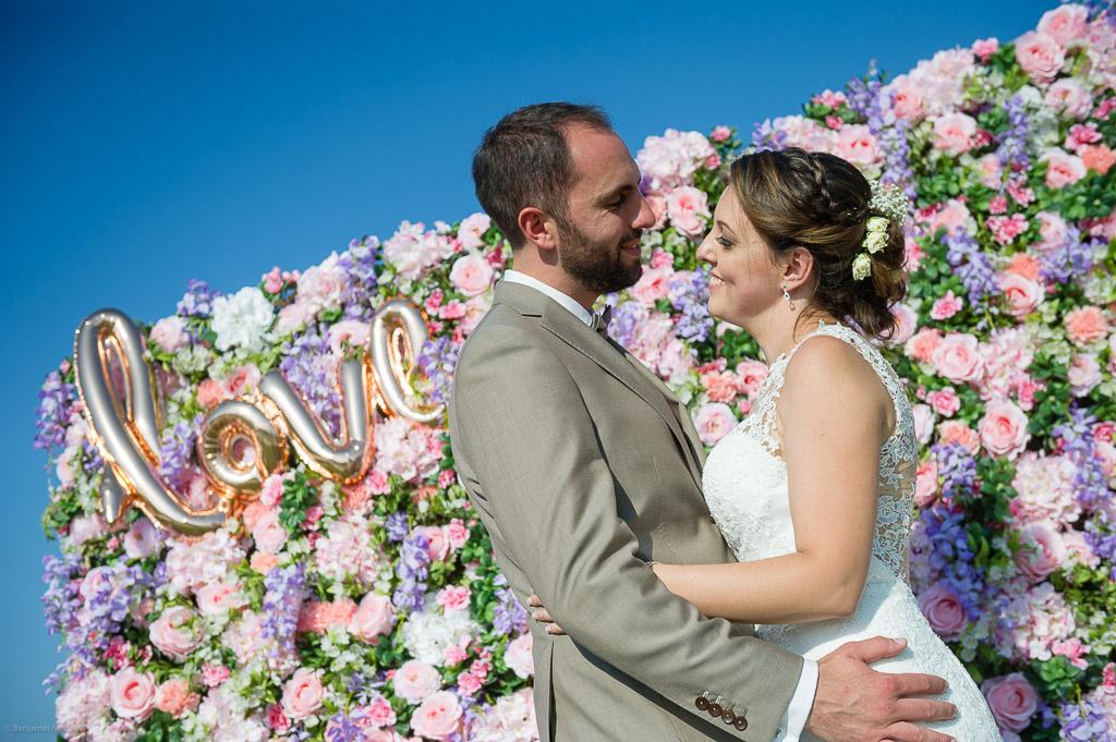 Mariage d'Elodie et Marc