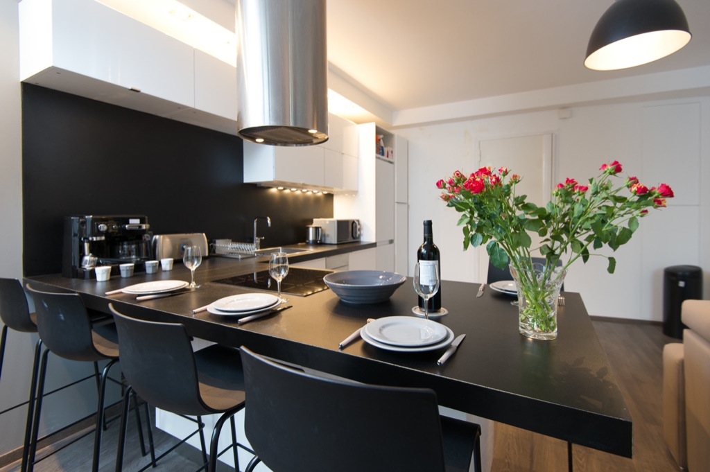 photographe immobilier - shooting photo appartement - cuisine
