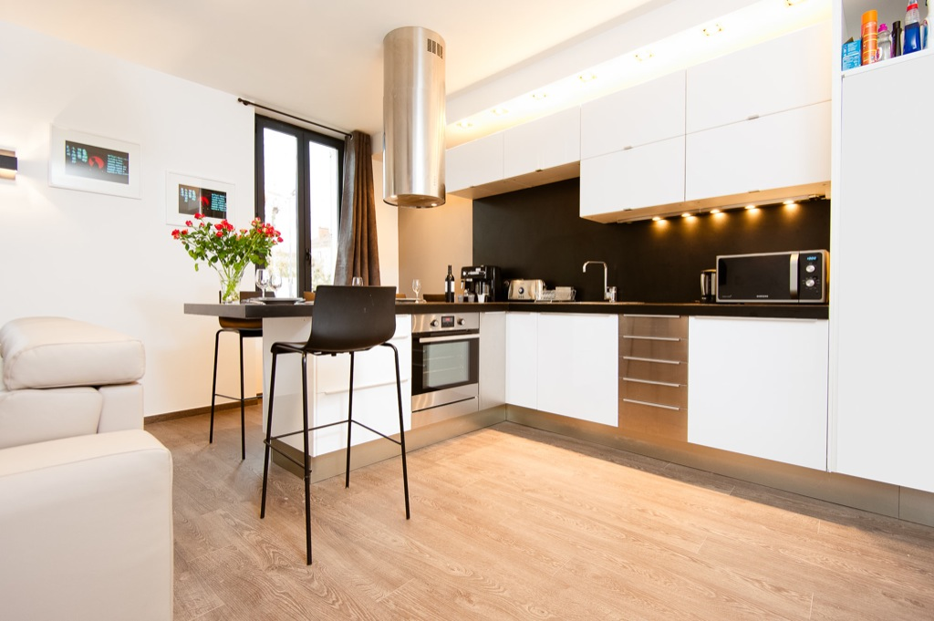 photographe immobilier - shooting photo appartement