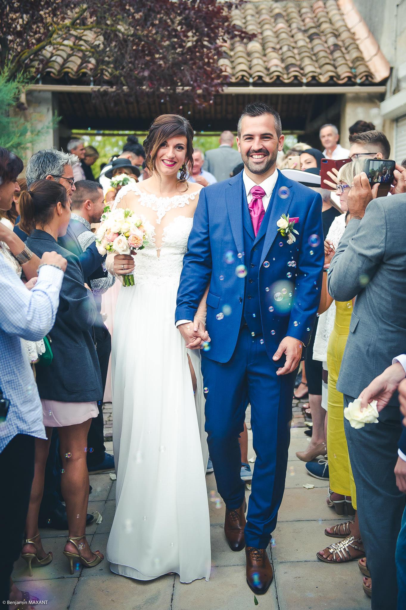 Mariage de Julie et Thibault