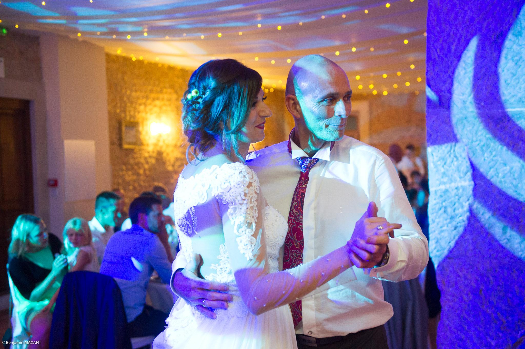 Ouverture de la soirée du mariage avec les animations et danses