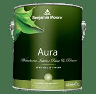 Aura Interior Paint- Semi-Gloss