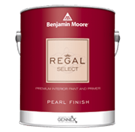 REGAL Select Interior Paint- Pearl